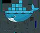 logo techno Docker